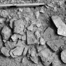 Felsställe - Trockenmauer