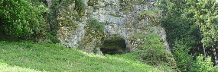 Hohler Fels - Hütten (© urmu)