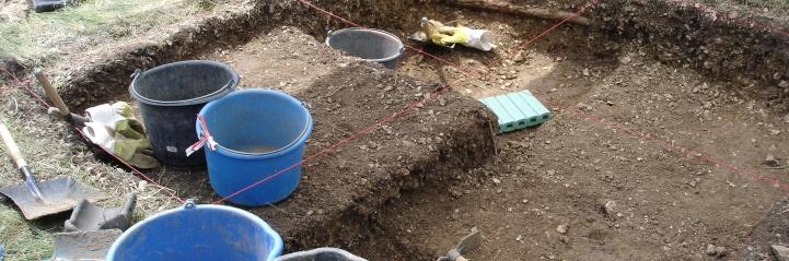 Ausgrabung (© urmu)