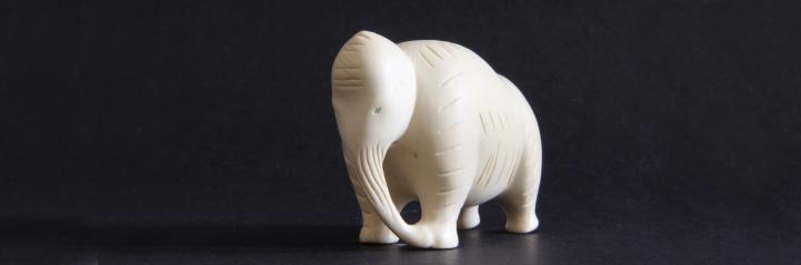 geißenklösterle -  mammut nachschnitzung
