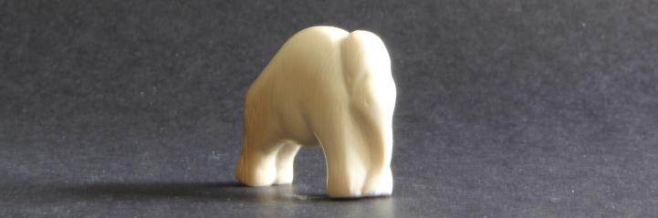 vogelherd - mammut 2006 nachschnitzung