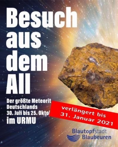 meteorit verlängert