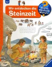 ravensburger - wir entdecken die steinzeit